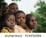 lukonga  democratic republic of ... | Shutterstock . vector #414656086