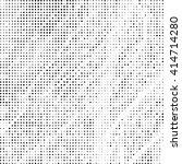 dots pattern grunge halftone... | Shutterstock .eps vector #414714280