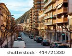 Central Street Of Jijona Xixon...