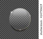 simple realistic vector of... | Shutterstock .eps vector #414750619