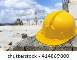 hardhat. | Shutterstock . vector #414869800