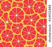 citrus seamless pattern....   Shutterstock .eps vector #414931888
