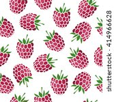 seamless vector pattern with... | Shutterstock .eps vector #414966628