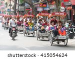 hanoi  vietnam  may 1st 2016 ...   Shutterstock . vector #415054624