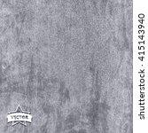 designed grunge texture  vector ... | Shutterstock .eps vector #415143940