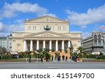 moscow  russia  april  23  2016 ... | Shutterstock . vector #415149700