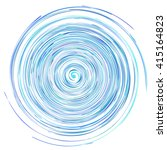 the circular design element | Shutterstock . vector #415164823
