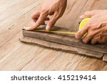 close up of male hands... | Shutterstock . vector #415219414