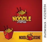 Noodle Vector