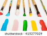 close up image of colorful...   Shutterstock . vector #415277029