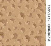 sand seamless pattern....   Shutterstock .eps vector #415473088