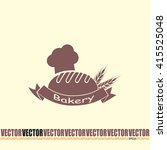 bakery graphic design   vector...   Shutterstock .eps vector #415525048