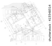 Detailed Architectural Plan Of...