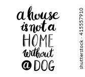 A House Is Not A Home Without ...