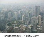 beijing  china   28 august 2011 ... | Shutterstock . vector #415572394