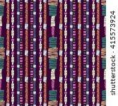 geometric seamless pattern.... | Shutterstock .eps vector #415573924