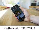 lendelede  belgium   may 02th... | Shutterstock . vector #415594054