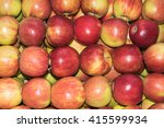 Natural Wallpaper Of Red Apple...