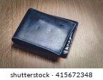 closeup of minimalist plain... | Shutterstock . vector #415672348