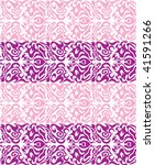 violet and pink pattern   Shutterstock .eps vector #41591266