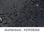 3d rendered illustration of... | Shutterstock . vector #415928260