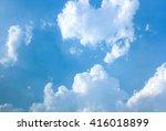 sky | Shutterstock . vector #416018899