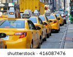 new york  us   august 28  2015  ... | Shutterstock . vector #416087476