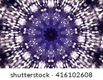 Purple Fractal Art Background