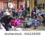 Typical Street Musicians For...