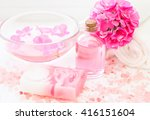spa composition | Shutterstock . vector #416151604