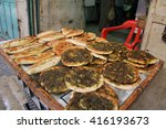 An Open Air Market Stall With...
