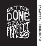 handwritten design element.... | Shutterstock .eps vector #416239528