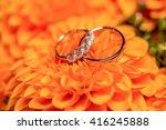 Beautiful Golden Wedding Rings...