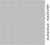 Vector Halftone Dots. Black...
