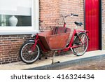 The Oldest Bicycle In Edam ...