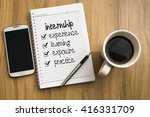internship benefits  business... | Shutterstock . vector #416331709