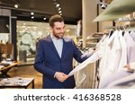 sale  shopping  fashion  style... | Shutterstock . vector #416368528
