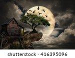 Fairy House  Cliff   A...