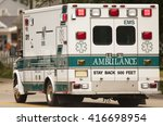 lodi  wi usa   july 26  2015  a ... | Shutterstock . vector #416698954