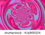 beautiful abstract pattern....   Shutterstock . vector #416800324