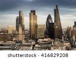 london  england   business... | Shutterstock . vector #416829208