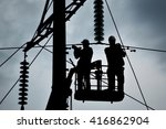 Power Line Support  Insulators...