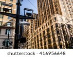 a view of downtown houston | Shutterstock . vector #416956648