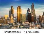 london  england   business... | Shutterstock . vector #417036388