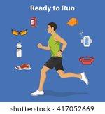 Running Man. Running Gear For...