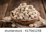 Some Whole Pistachios ...