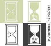 set of concept vector...   Shutterstock .eps vector #417067864