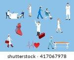 medical conceptual vector...