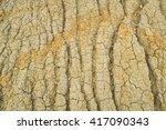 Heavily Textured Terrain Due T...