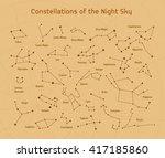 big set of vector 28... | Shutterstock .eps vector #417185860
